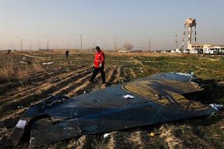 Ukraina Airlines Ditembak Rudal Iran