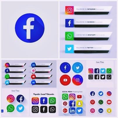 7 Koleksi Logo Facebook Mentahan Lengkap Format Png Jpg Vector Transparant Siap Edit Kanalmu
