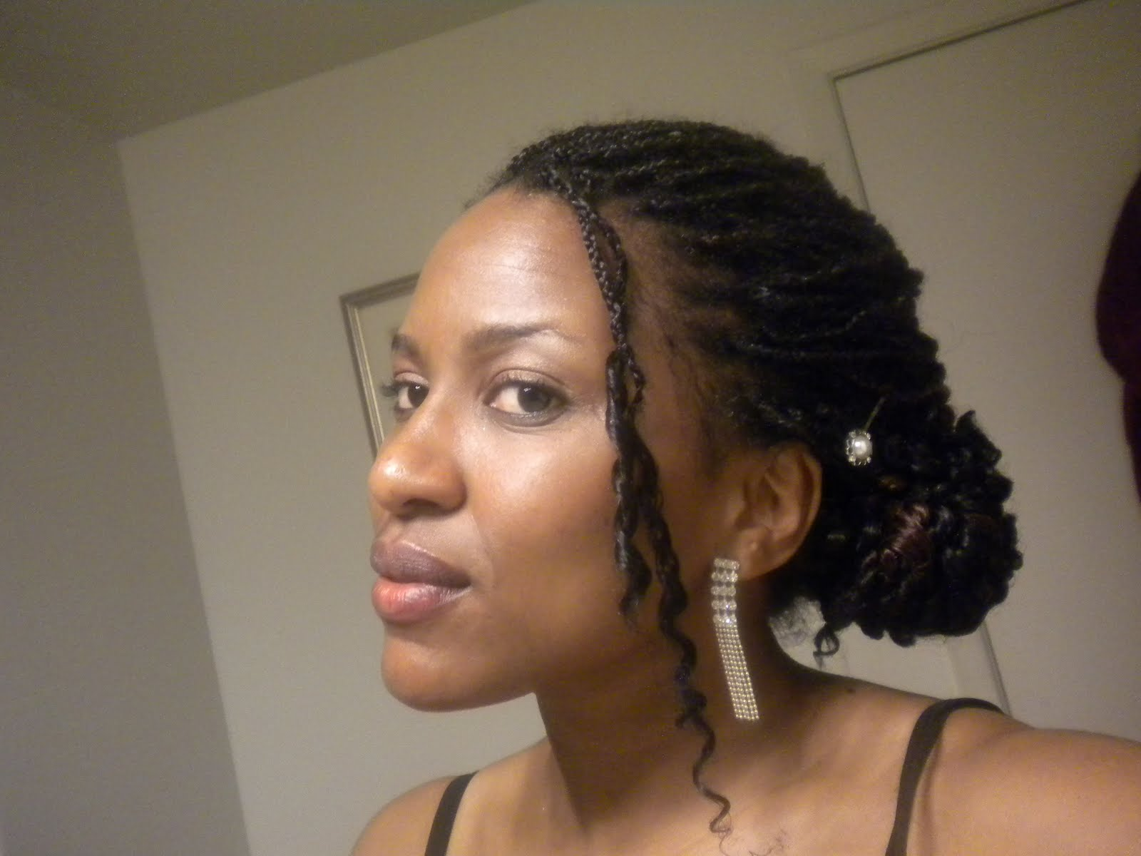 HEALTHY HAPPY HAIR Braiding for Hair Growth