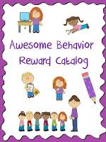https://www.teacherspayteachers.com/Product/Awesome-Behavior-Reward-Catalog-739357