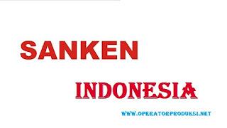 Lowongan Terbaru Resmi Via Pos PT Sanken Indonesia Terbaru Wilayah Bekasi Jawa Barat, Perusahaan PT Sanken Indonesia Membuka Loker di Bulan Pebruari Tahun 2020