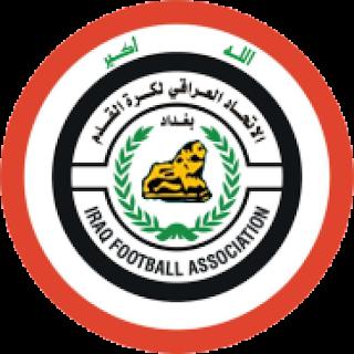 Iraq National Football Team Kit and Logo Dream League Soccer 2021