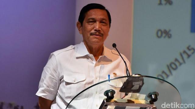 Prabowo Sebut Bangsa Menyerah Total pada Asing, Luhut Menepis