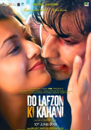 Do Lafzon Ki Kahani 2016 Hindi HDRip 720p