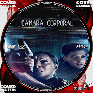 GALLETA CAMARA CORPORAL- BODY CAM 2020[COVER DVD]