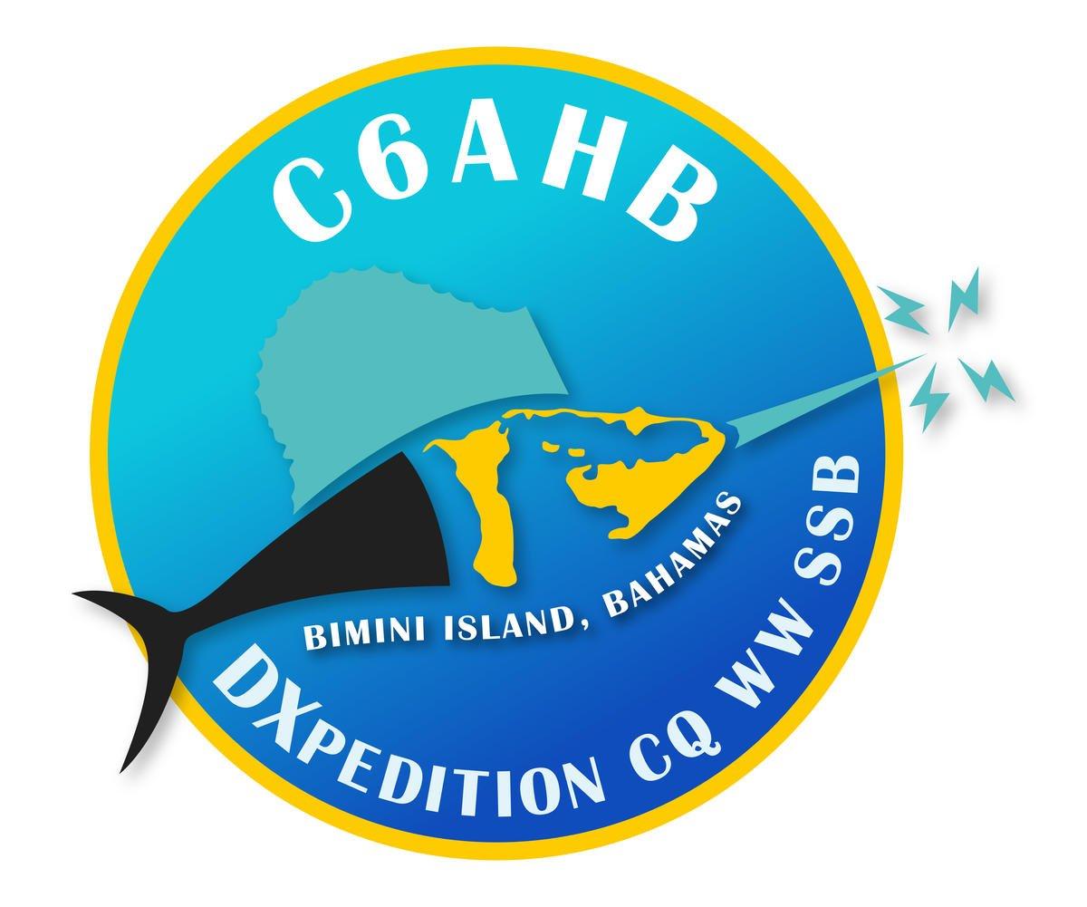 C6AHB, Bimini Dxpedition