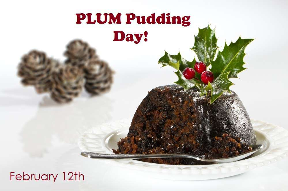 National Plum Pudding Day Wishes Images