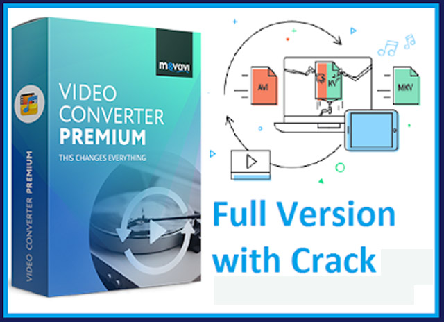 Movavi Video Converter Premium -