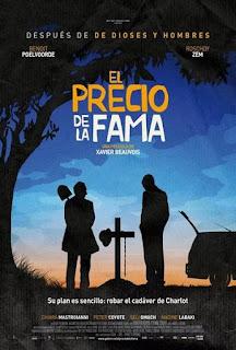 El precio de la fama (The Price of Fame) (2014)