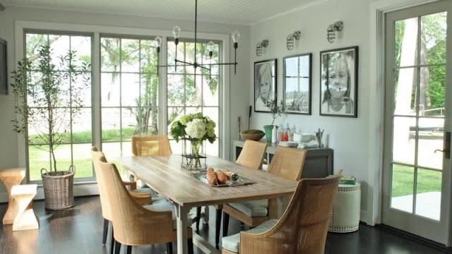 inspirasi dan dekorasi ruang makan