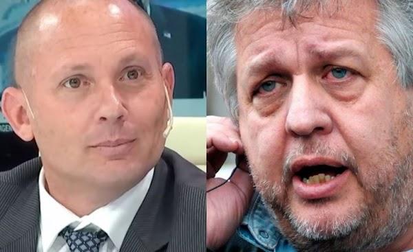 Nuevos audios confirman la reunión de Stornelli con D'Alessio y el empresario extorsionado