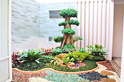 Tukang Taman Mojokerto Profesional - Jasa Pembuatan Taman di Mojokerto