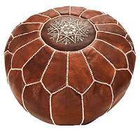 Moroccon pouf