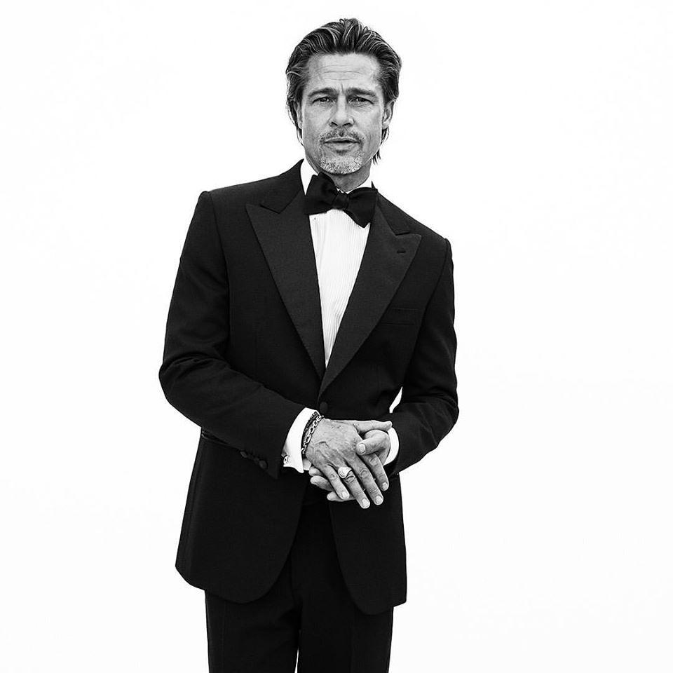 Brioni Spring/Summer 2020 Campaign starring Brad Pitt