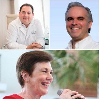 Nuevas designaciones: Sonia Guzmán Embajadora en Washington, Mario Lama a SNS y Luis Miguel Decamps a Trabajo