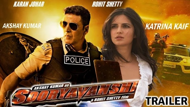 Sooryavanshi Full Movie Download [1080p, 720p] Tamilrockers