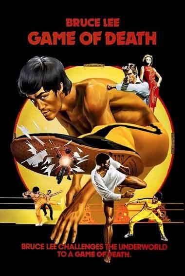 Game of Death 1978 480p 300MB BRRip Hindi Dubbed Dual Audio