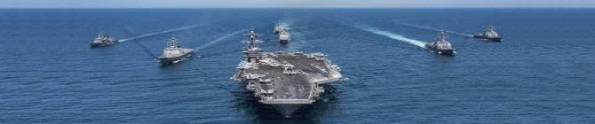 US China Sea War Could Spread to Japan, Australia, India