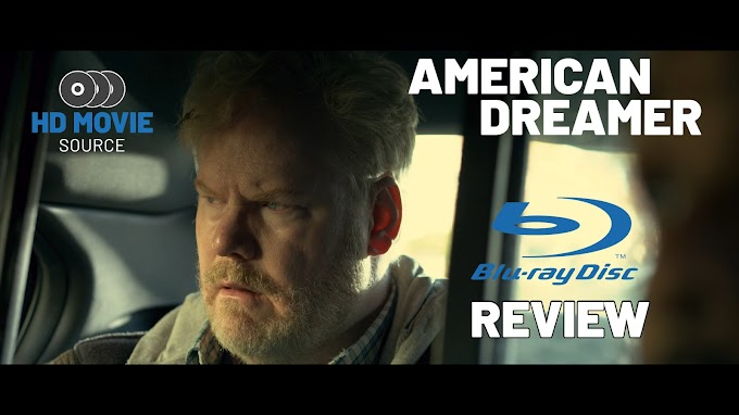 American Dreamer (2019) Blu-ray Review: The Basics