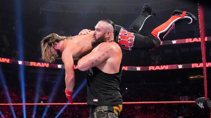 Opinião: Monday Night Raw 12/08/2019