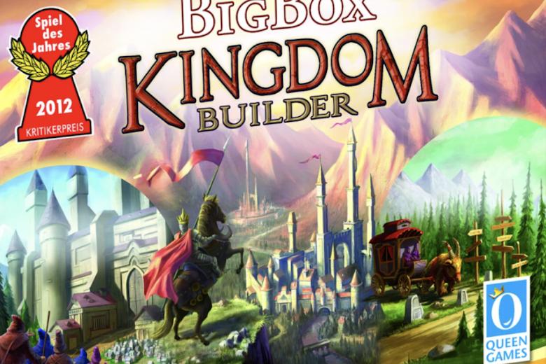 王國建造者 Kingdom Builder