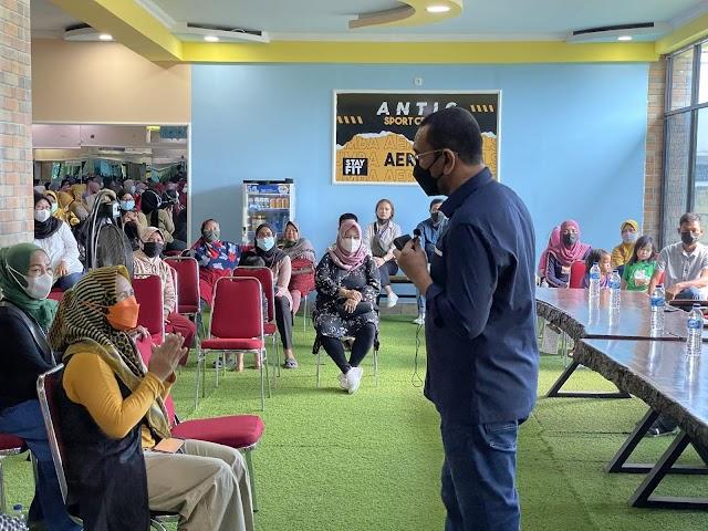Program Mekaar, Bentuk Perhatian Erick Thohir Untuk Ibu-ibu