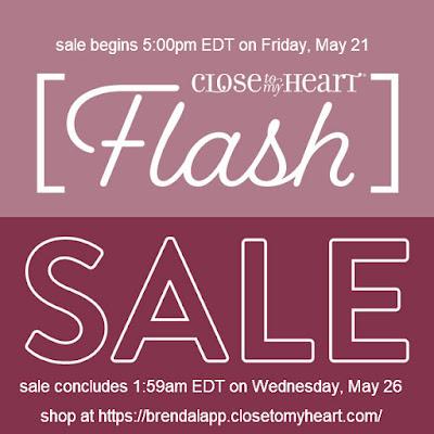 May Flash Sale