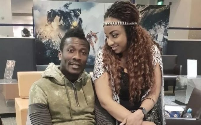 'I'm annulling my marriage not divorcing' - Asamoah Gyan