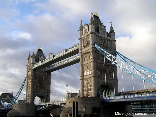 Puente de Londres o Tower Bridge Londres