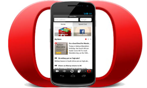 Opera Mini Apk for Android