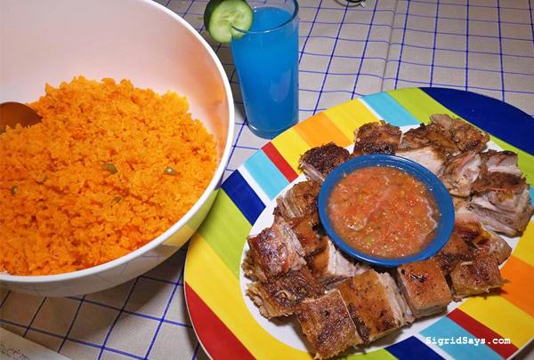 Los Trez Amigos - Mexican cuisine - Bacolod restaurant - smoked ribs