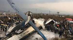 Pilot Sobs Profusely Because A Woman Disrespected Him, Crashes Plane... 50 Passengers Reportedly Dead