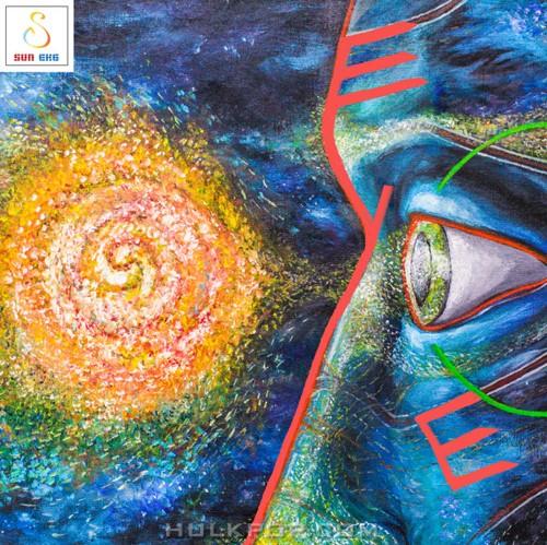 Sun EKG – Eye – EP