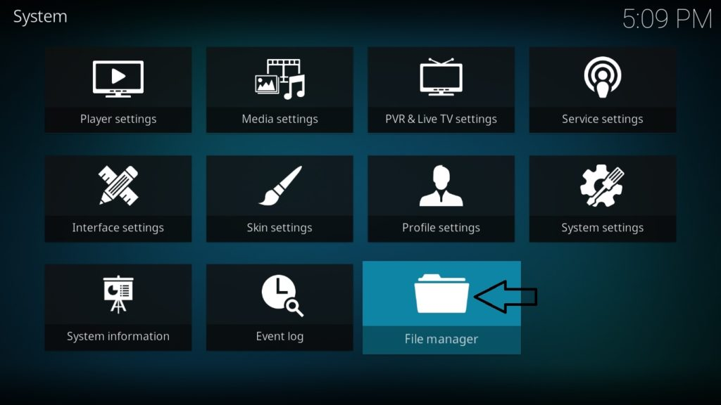 Stream Tv channels on Kodi