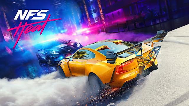 معلومات خطيرة عن لعبة Need For Speed Heat