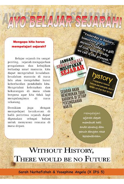 Poster Ajakan Belajar