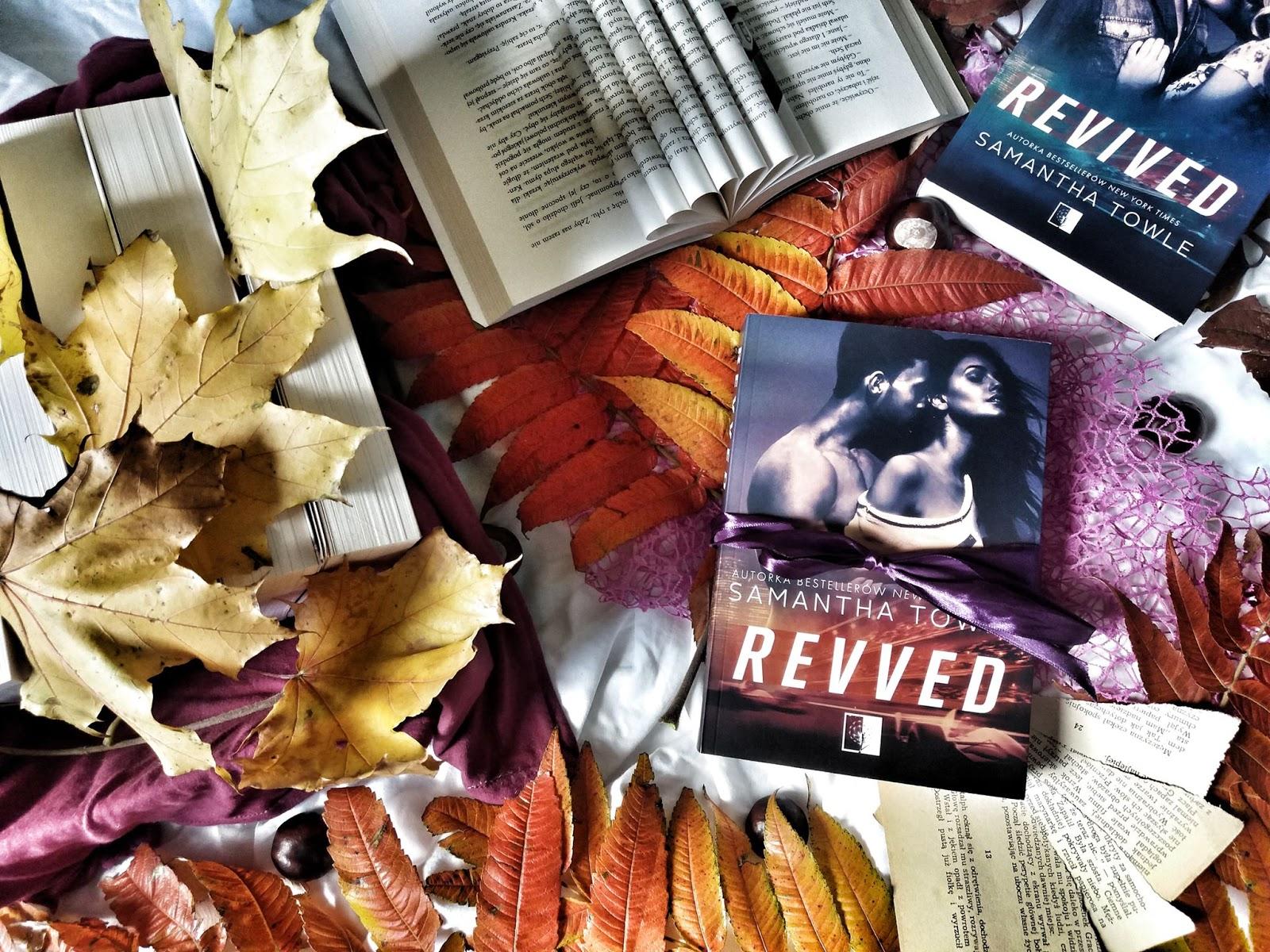 """Revved"" Samantha Towle | Recenzja"