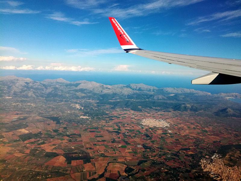 Foto: Maiorca dall'alto