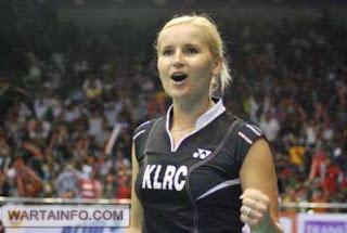 pemain bulutangkis wanita paling cantik - wartainfo.com