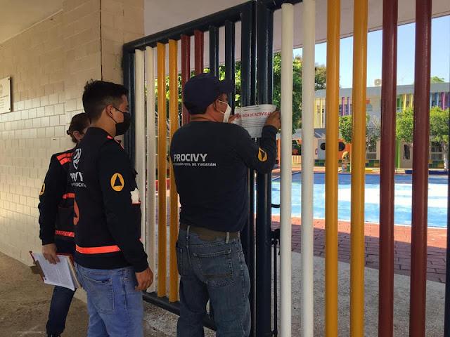 Suspenden a la guardería del Instituto Cumbres de Mérida: funcionaba en medio de la pandemia