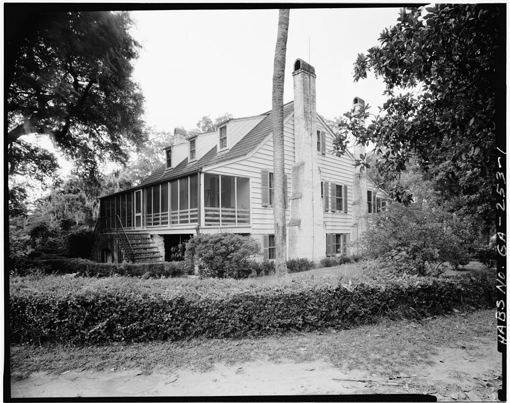 Colonial Quills: Colonial Architecture in Georgia