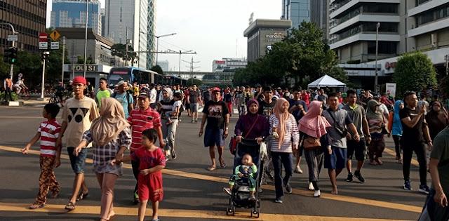Hadapi Virus Corona, Warga Jakarta: Khawatir Boleh, Tapi Jangan Lebay
