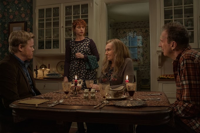 Tráiler de 'Estoy pensando en dejarlo' (2020) - Película Netflix