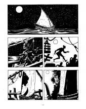 """page de """"Le Fanfaron"""" de Rafaele Vianello chez Mosquito"""