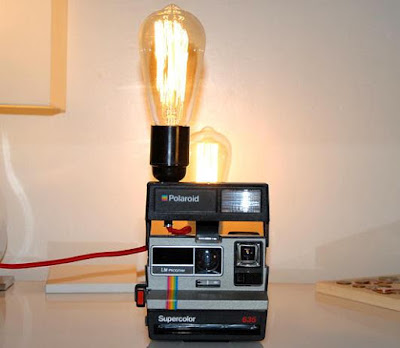 Polaroid Table lamp