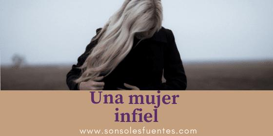 Una mujer infiel ofrece su testimonio y cuenta sus aventuras extramatrimoniales