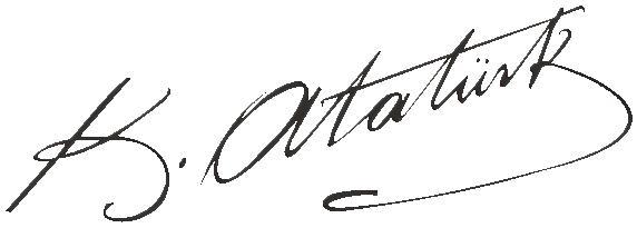 Atatürk-imzasi