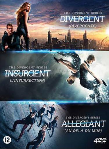 سلسلة افلام Divergent