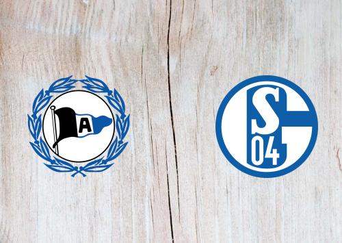 Arminia Bielefeld vs Schalke 04 -Highlights 29 October 2019