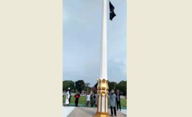 Kasus Penurunan Merah Putih Diganti Bendera HTI di Poso Dinilai Makar